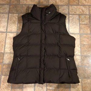 Eddie Bauer Goose Down Puffer Vest 700